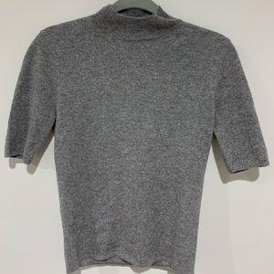 Cupcakes and Cashmere Cozy grey sweatshirt